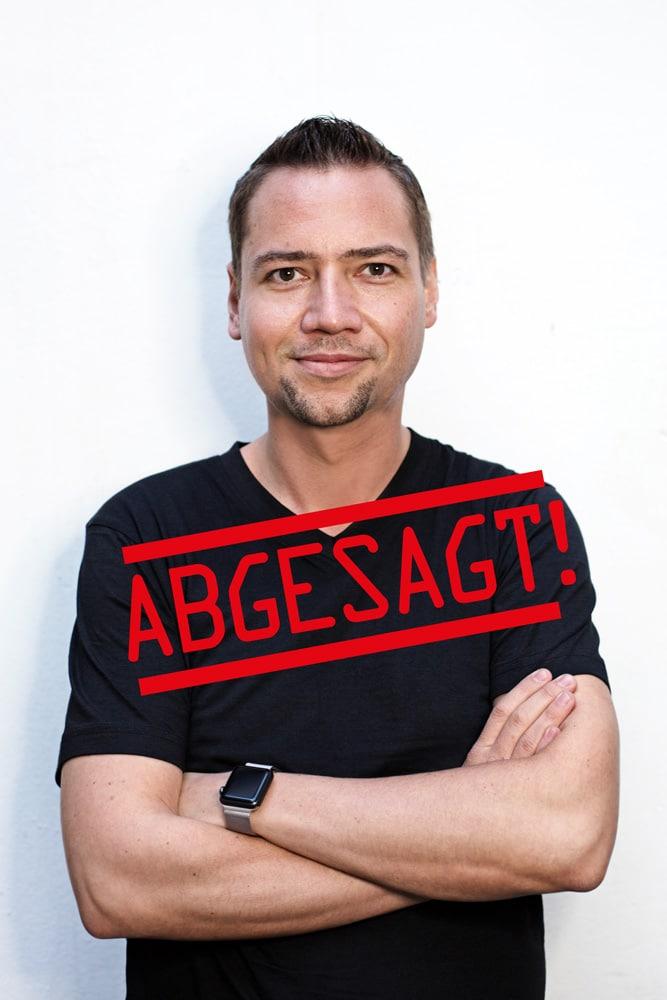 """ABGESAGT- GERHARD GRADINGER """"(K)ein Kabarett"""" ABGESAGT"""