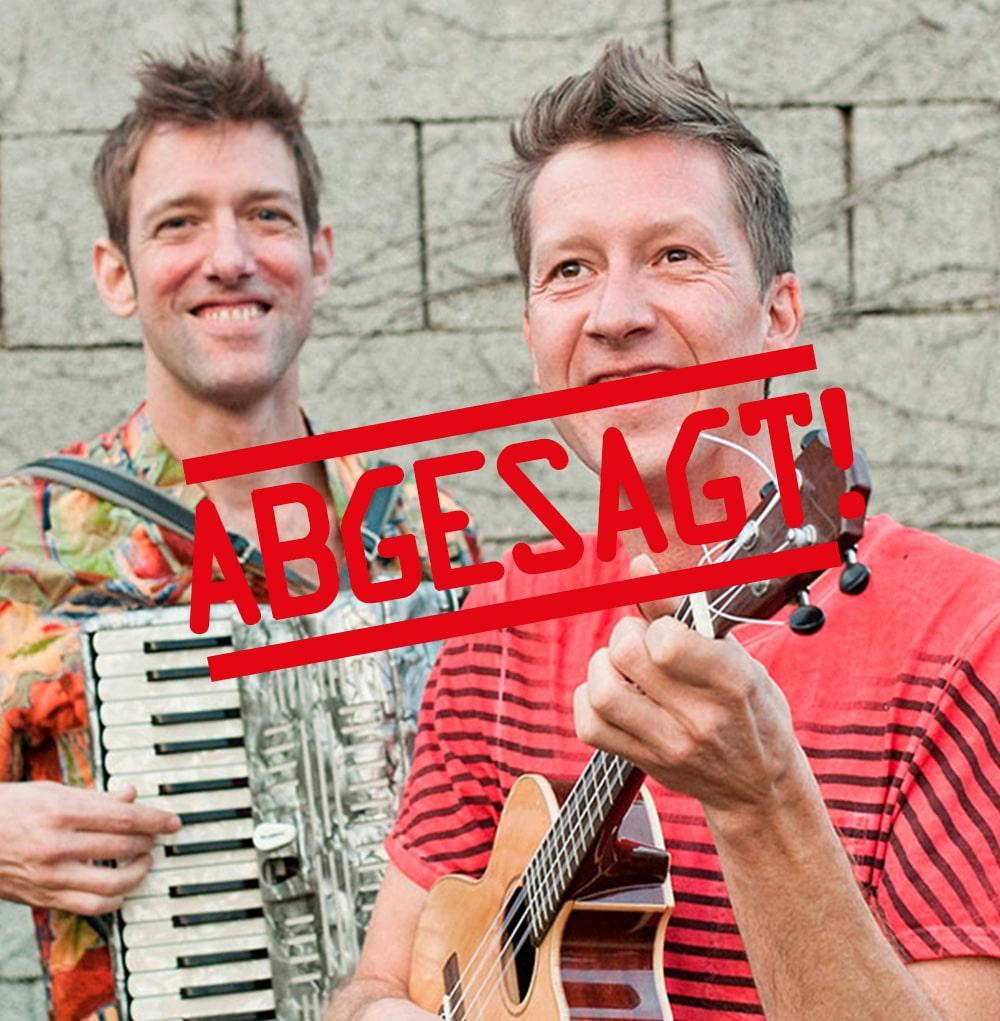 ABSAGE - Hauk im Duett - ABSAGE
