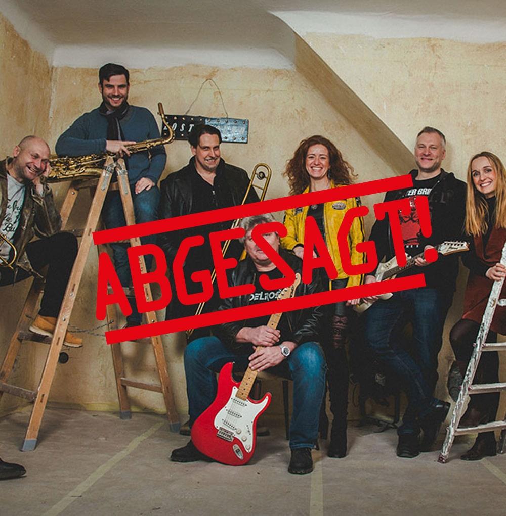 ABGESAGT - Lost & found - Die Band - ABGESAGT