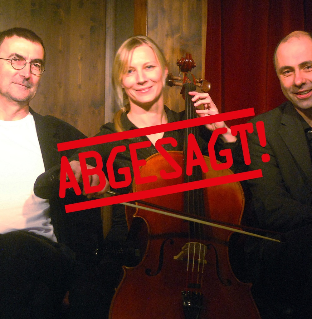 ABGESAGT - Martin Neid: Abseits - ABGESAGT