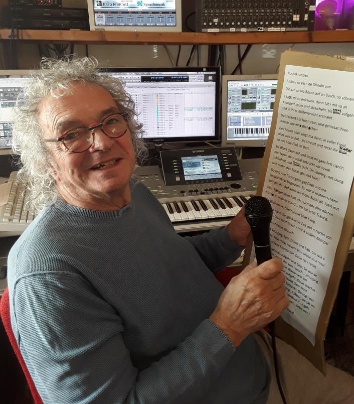 Otto Potsch - CD-Präsentation