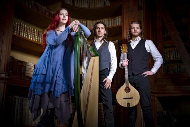 ABGESAGT: Spinning Wheel - Celtic Halloween Konzert