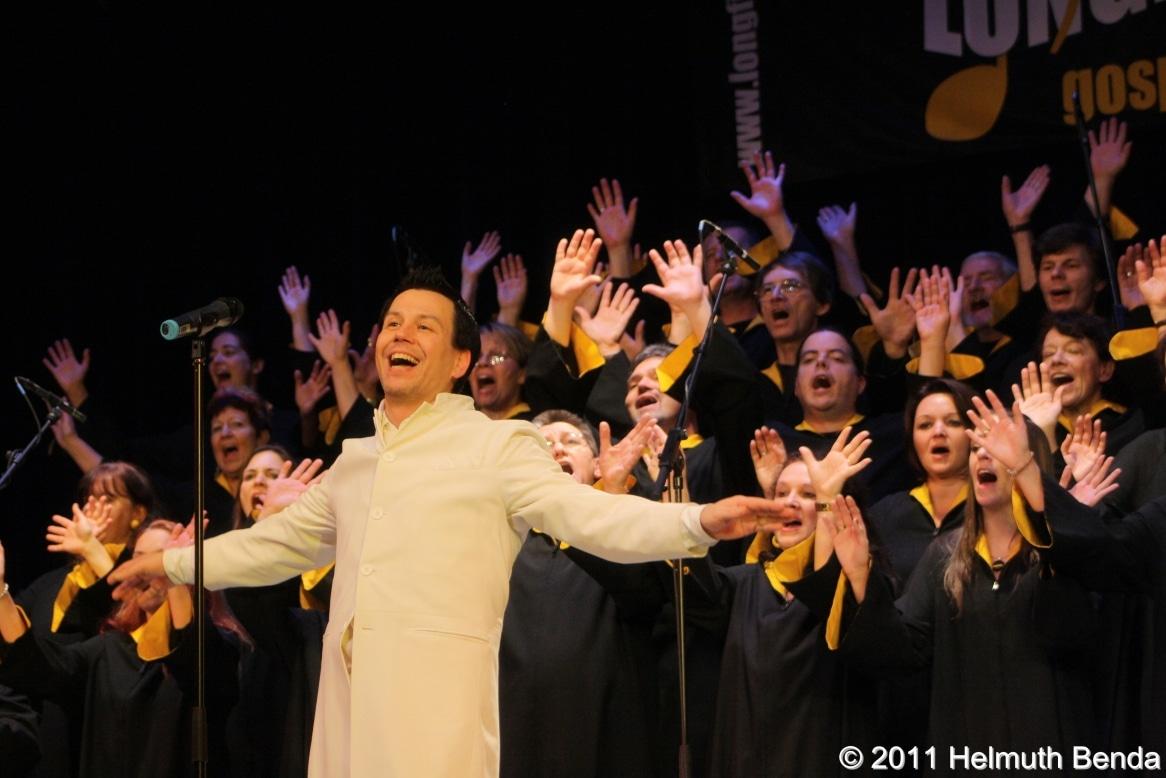 babü space: Longfield Gospel Choir