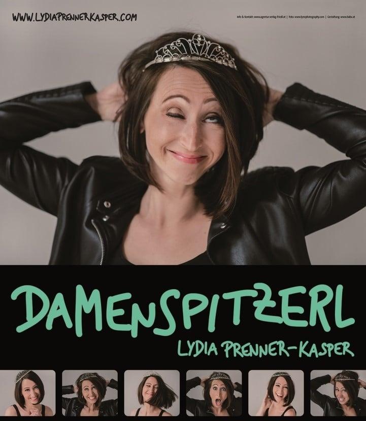 """Lydia PRENNER-KASPER """"DAMENSPITZERL"""" Vorpremiere"""