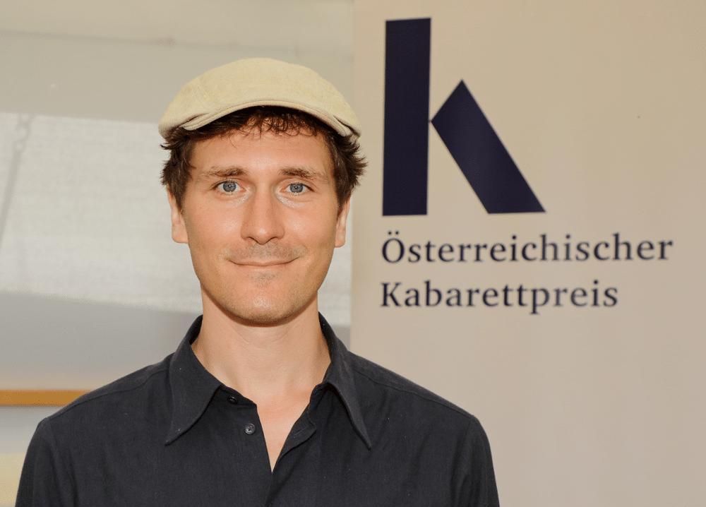 """ABGESAGT - Hosea Ratschiller """"Ein neuer Mensch"""""""
