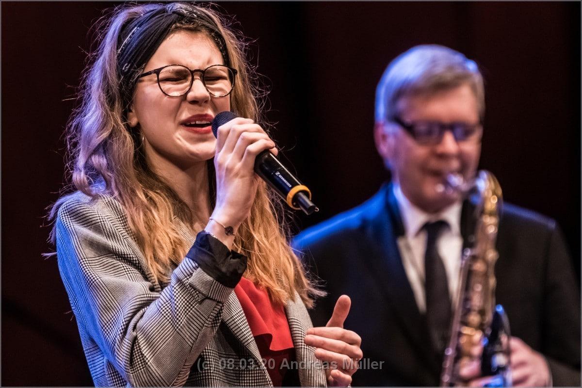 ABGESAGT - Jazz & Soul-Session mit Sarah Machac
